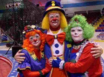 کهن الگوی دلقک ۳ (Clown)