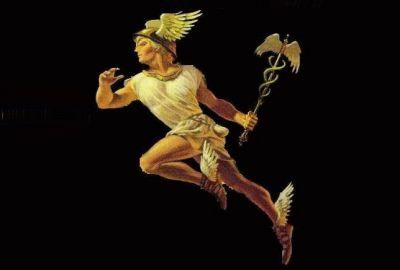 هرمس خدای ارتباطات، خلاقیت، نوآوری و شانس